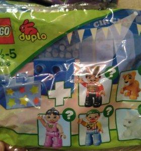 Lego duplo. Ферма и цирк