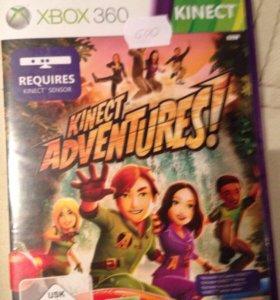Kinect Adventure на Xbox 360