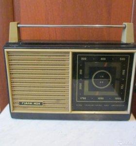 Радиоприемник Гиала  404