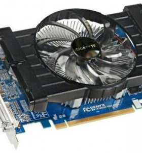 Видеокарта gigabyte 7750 amd radeon
