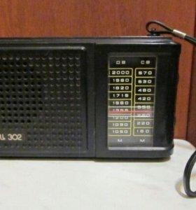 Радиоприемник Кварц 302