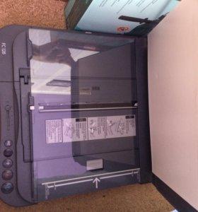 Принтер и сканер