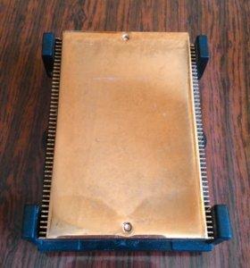 Медный радиатор сокет 478