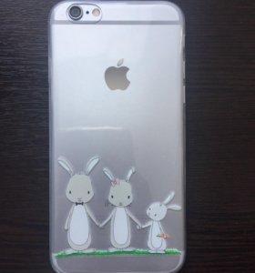 Чехол на iPhone 6; 6s