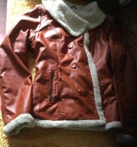 Куртка женская демисезон и тёплая зима