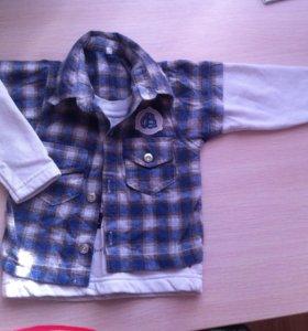 Рубашка на 1-1,5