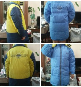 Куртка, пуховик,пальто