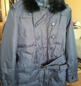 Куртка - пуховик мужской