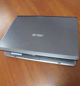 Ноутбук asus x51 на запчасти.
