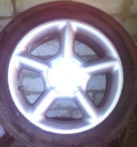 Литье R16- на Форд