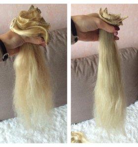 Волосы славянка тресс 60 см
