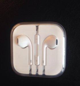 Гарнитура на  iPhone 5,5s,6