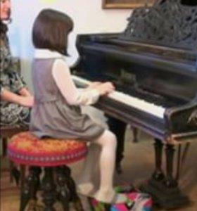 Уроки музыки, фортепиано для всех