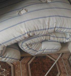 Матрас в кроватку