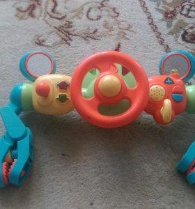 Детская игрушка руль