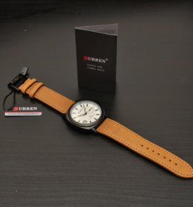 Часы Curren 8139 кварцевые новые