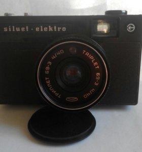 Фотоаппарат siluet elektrp