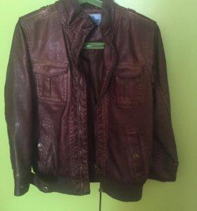 Куртка на мальчика 6-7лет