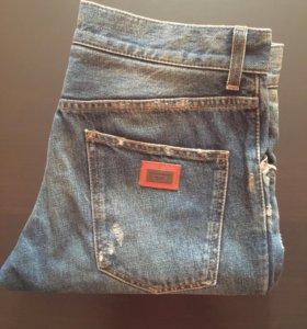 Мужские джинсы Dolce&Gabbana, оригинал.