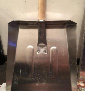 Лопата снеговая алюминиевая (дюраль)