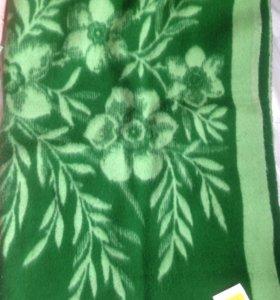 Одеяло шерстяное 85% 203x140 см