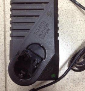 Зарядное устройство для шуруповёрта Bosch
