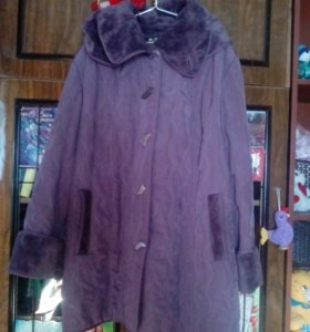 куртка женская 56-58р
