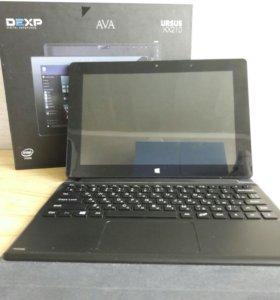 """Планшет DEXP URSUS KX210 10,1"""" AVA 32Gb +"""