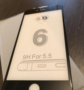 Защитное стекло iPhone 6 Plus / 6S Plus