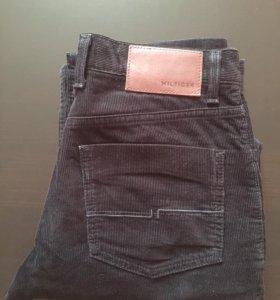 Мужские вельветовые брюки Tommy Hilfiger, оригинал