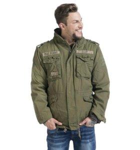 Куртка Brandit M65 Giant в стиле милитари