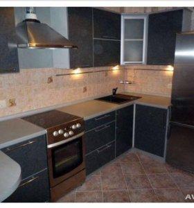 Кухонный гарнитур МДФ-0076