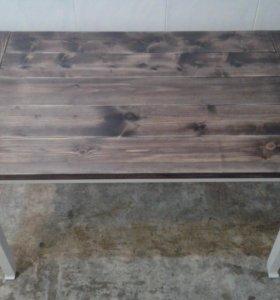 Стол обеденный массив дерева