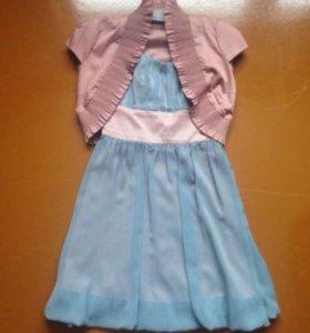 Платье с болеро( можно отдельно)