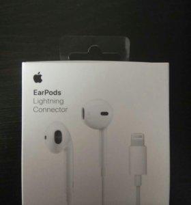 Наушники для iPhone EarPods