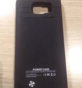 Чехол (power case) для samsung s6 edge , 3.7v/4200