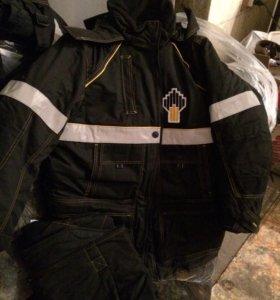 Спец одежда зима