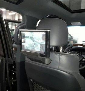Мониторы Toyota land cruiser 200