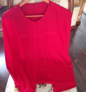 Блуза из шифона бесплатно к любой покупке