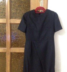 Платье, 100% шерсть, Италия, новое