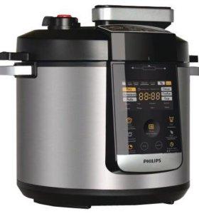 Мультиварка-скороварка Philips HD2178