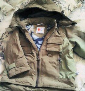 Куртка для мальчика 98