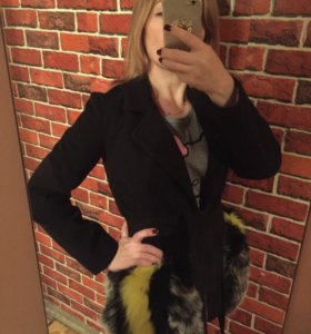 Пальто кашемировая Новая