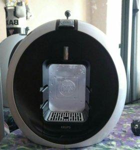 Кофеварка капсульная Дольче густо крупс КP 5105