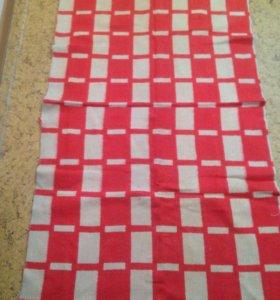 Одеяло 140х85 см шерстяное