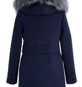 Пальто новое утепленное