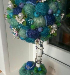 Топиарий. Дерево счастья
