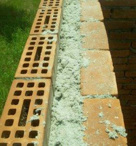 Утеплитель для стен блок-кирпич