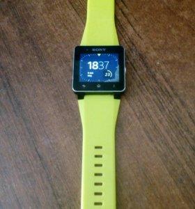 Смарт часы, Sony smartwhath 2