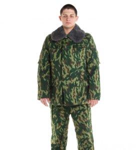 Военный (армейский) зимний костюм(куртка и брюки)